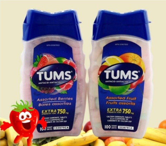 Can You Get Sick From Eating Expired Tums The Whole Portion